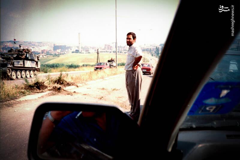 پاسخ داعشیها به تماس همسر سردار + عکس