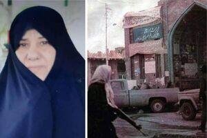کرونا، جانِ زن مدافع خرمشهر را گرفت +عکس