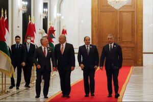 واکنش آمریکا به سفر سران مصر و اردن به عراق