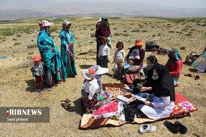 عکس/ حضور پزشکان جهادی در عشایر اهر