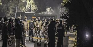 دستگیری ۴ دانشجوی هندی در ارتباط با انفجار نزدیک سفارت اسرائیل