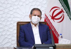 جهانگیری: نتوانستهایم از ظرفیت ذاتی و موقعیت جغرافیایی ایران به خوبی استفاده کنیم