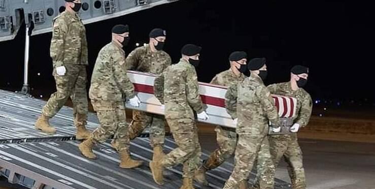 مرگ مشکوک یک فرمانده نیروی هوایی آمریکا در پایگاه هوایی «العدید» در قطر