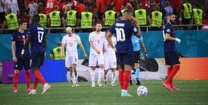 فیلم/ خلاصه بازی فرانسه ۳ (۴) - سوئیس ۳ (۵)