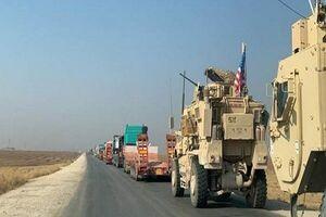 آمریکا ۲ کاروان لجستیک دیگر را از عراق وارد سوریه کرد
