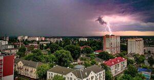 عکس/ جاری شدن سیل در مسکو
