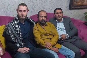دبیر اتحادیه انجمنهای اسلامی در اروپا با هموطنان ایرانیدیدار کرد