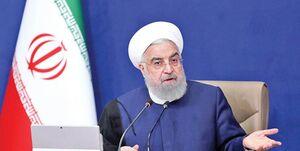 روحانی: با آزادسازی منابع ارزی کشور شاهد به ثمر نشستن مقاومت ملت در برابر جنگ اقتصادی خواهیم بود