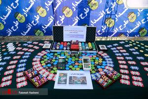 عکس/ بزرگترین قمارخانه شمال تهران منهدم شد