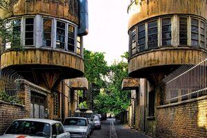 بناهای فرهنگی تهران رو از دست سرمایه دارا نجات بدین!