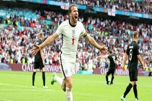 هری کین - آلمان و انگلیس
