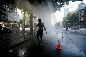 مرگ دهها نفر در کانادا به دلیل گرما