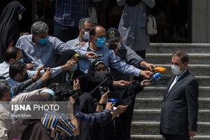عکس/ حاشیه جلسه هیات دولت