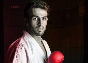 محرومیت ۱ساله ملی پوش کاراته به علت دوپینگ