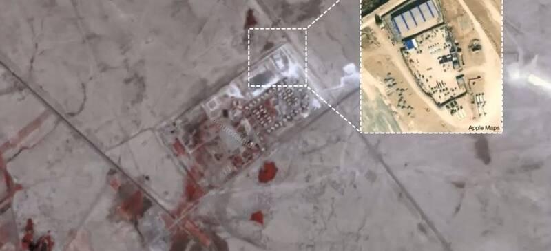 حملات راکتی به پایگاه آمریکا در سوریه خسارات سنگین برجای گذاشت