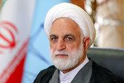 عکس/ حضور رئیس قوهقضائیه در نماز جمعه تهران