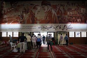 عکس/ حضور زاکانی در جمع مردم اهواز