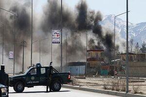 انفجار انتحاری در مقر پلیس هرات