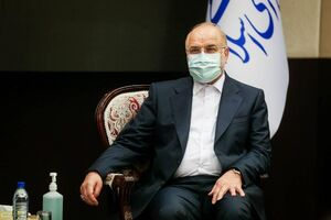 رئیس مجلس انتصاب رئیس قوه قضاییه را تبریک گفت