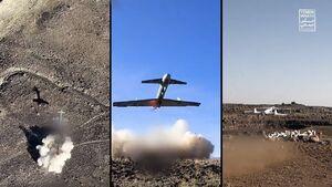 حمله پهپادی یمن به پادگان آموزشی ائتلاف سعودی
