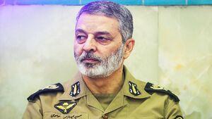 پیام تبریک فرمانده کل ارتش به حجت الاسلام اژهای