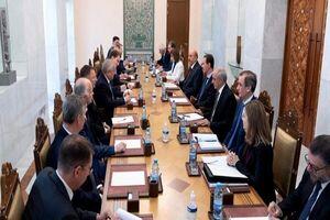 بشار اسد با فرستاده رئیس جمهور روسیه دیدار کرد