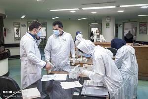 شناسایی ۱۳۸۳۶ بیمار جدید کرونایی/ ۱۲۷ نفر دیگر فوت شدند