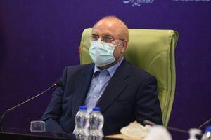 رئیس مجلس درگذشت والده علی نیکزاد را تسلیت گفت