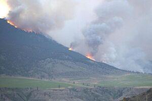 پیشروی آتشسوزی در غرب کانادا؛ صدور دستور تخلیه چند شهر