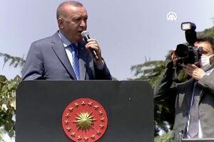 اردوغان: به حضور در لیبی، آذربایجان و سوریه ادامه میدهیم - کراپشده