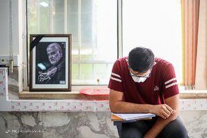 عکس/ آزمون سراسری ۱۴۰۰ در قزوین