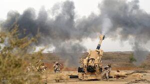 ۱۲ شهید در حمله توپخانهای ائتلاف سعودی به یمن