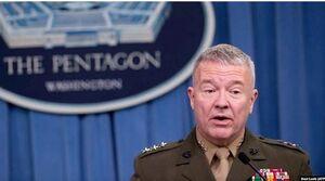 کنت مککنزی جانشین میلر در افغانستان شد