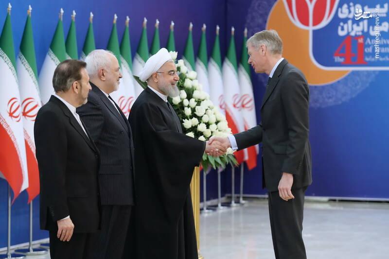 پایان مأموریت «راب مک ایر»؛ سفیر جنجالی انگلیس که در تهران بازداشت شد +عکس و فیلم