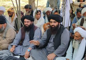 مولوی امیرخان متقی طالبان