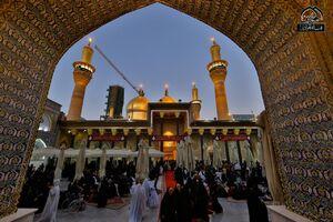 عکس/ کاظمین در آستانه شهادت امام جواد(ع)