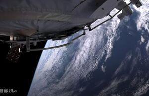 فیلم/ زمین از نگاه فضانورد روسی