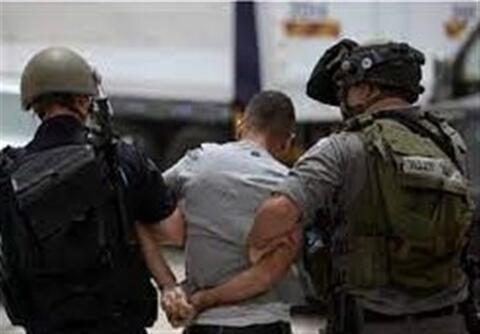 فیلم/ بازداشت دو اسیر فراری فلسطینی