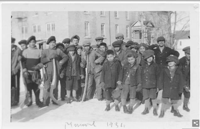 میراث مرگبار امپراتوری استعماری انگلیس برای بومیان کانادا