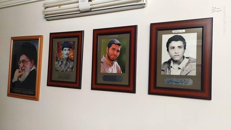 تمام مردهای این خانه به جنگ رفتهاند! + عکس