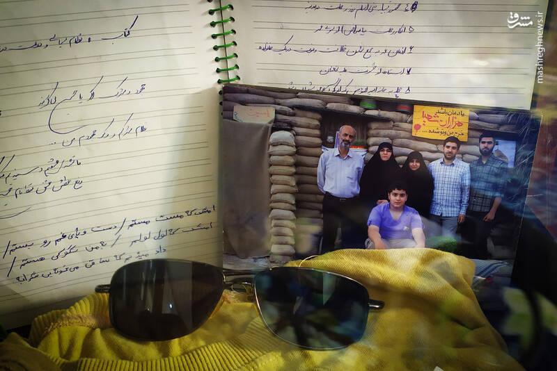 مدافعحرمی که خیلی ازدواجی بود! + عکس