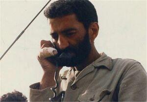 آخرین ویدئویموجود از حاج احمد متوسلیان
