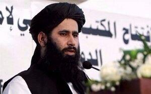 ذبیح الله مجاهد سخنگوی طالبان نمایه
