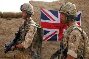 شماری از نیروهای ویژه انگلیس در افغانستان میمانند