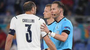 داور دیدار تیمهای ملی فوتبال انگلیس و دانمارک مشخص شد