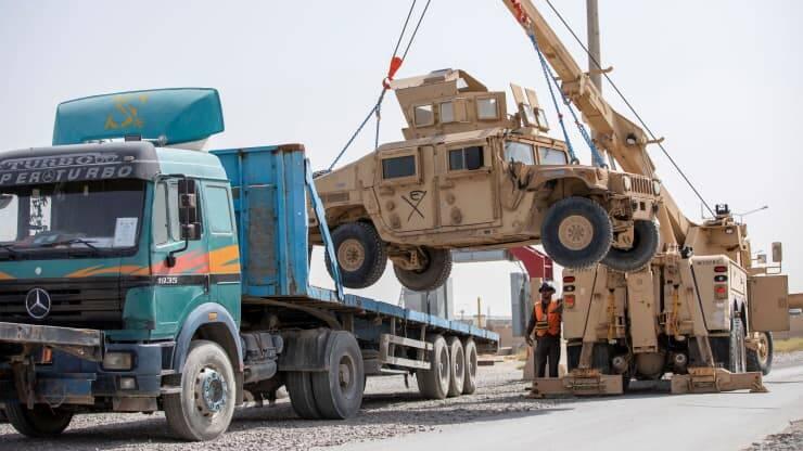 پایگاه هوایی بگرام؛ نقطه پایان مهاجمان به افغانستان