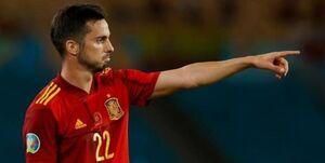 غایب بزرگ اسپانیا مقابل ایتالیا