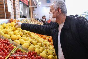 سیر تا پیاز قیمت روز میوه وترهبار