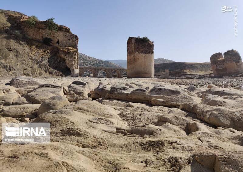 خشکسالی کشکان