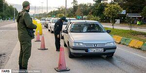 تشدید ممنوعیتهای کرونایی در محورهای شمال